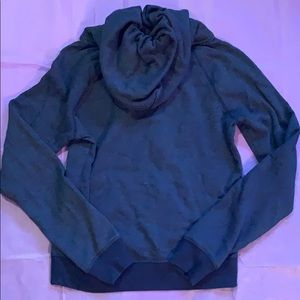 PINK Victoria's Secret Tops - Victoria's Secret PINK navy blue hoodie